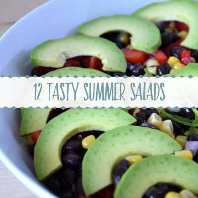 12 Tasty Summer Salad Recipes