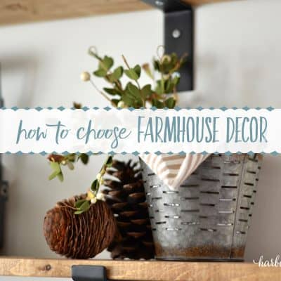 How to Choose Farmhouse Decor for Your Dining Room