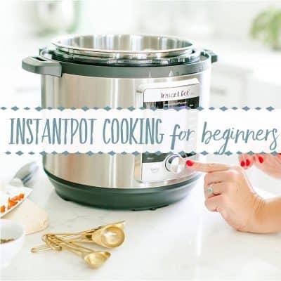 Instantpot Cooking Basics