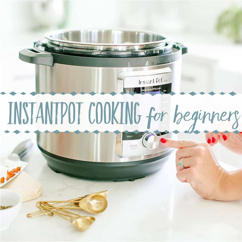 Instantpot Cooking Basics