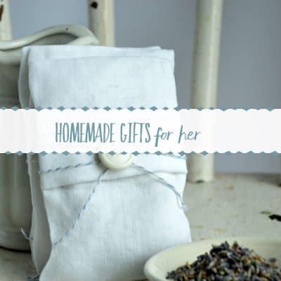 Easy Handmade Gifts for Her