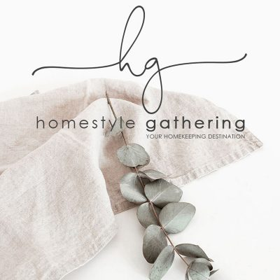 Homestyle Gathering Link Party #1