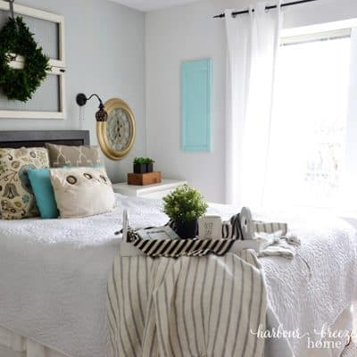 6 Easy Ways to Refresh Your Bedroom in Just a Few Hours