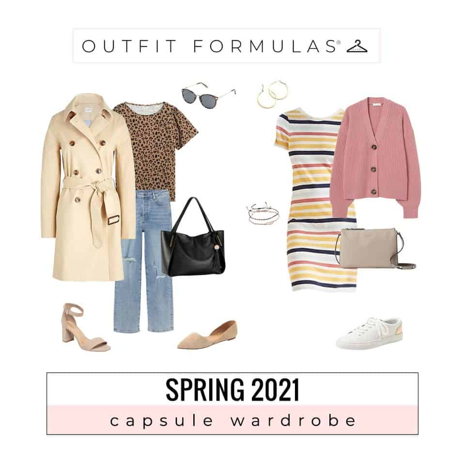 Boost Your Fashion Confidence with a Spring Outfit Formula Program