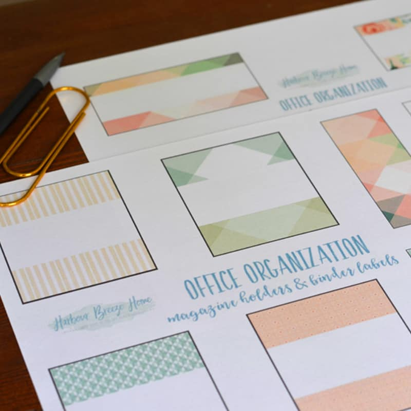 7 Simple Paper Clutter Organizing Tips
