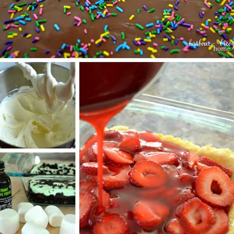 Summer Desserts for a Party