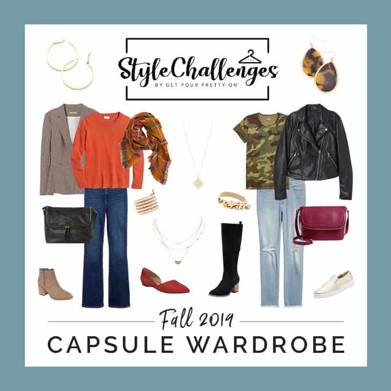 Fall Style Challenge Open Now + A Giveaway