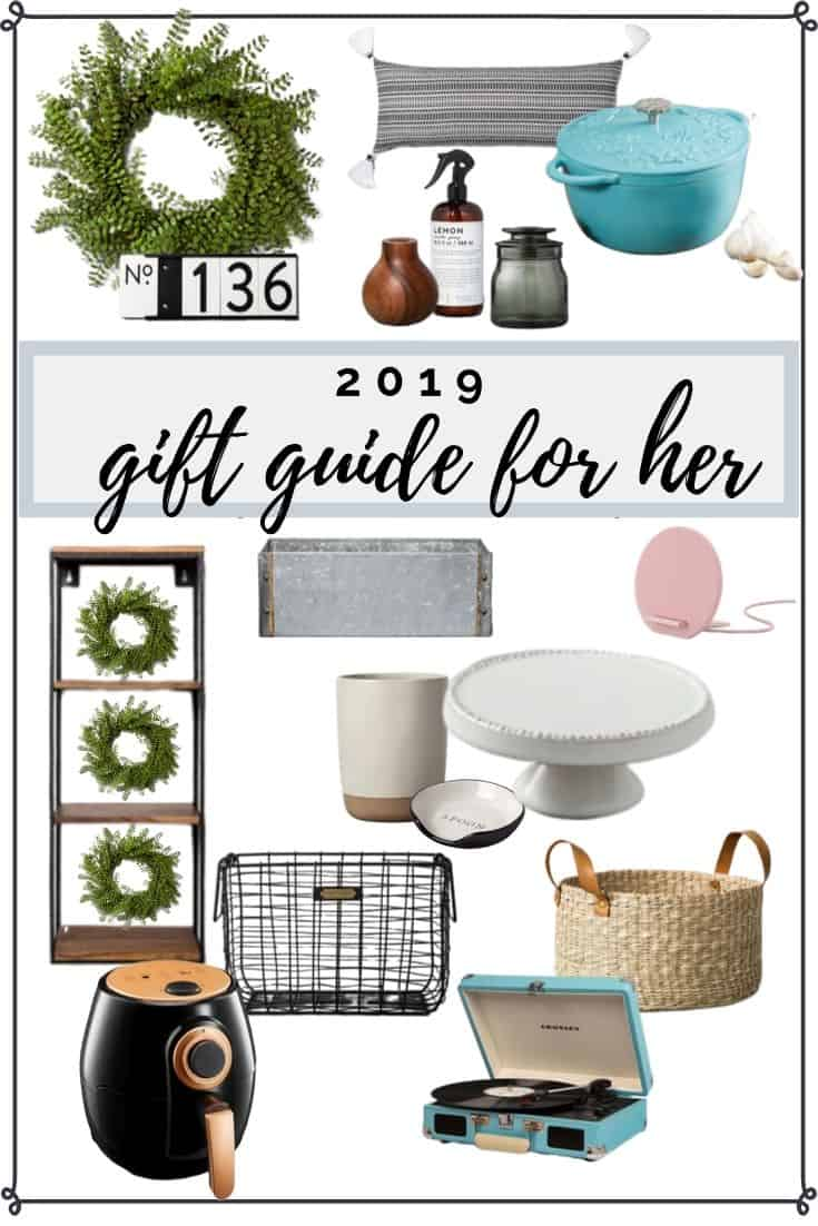 2019 Gift Guide for Women