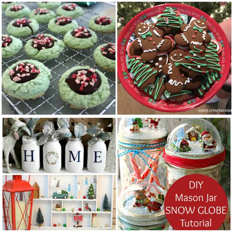 50+ Best Holiday DIY Ideas