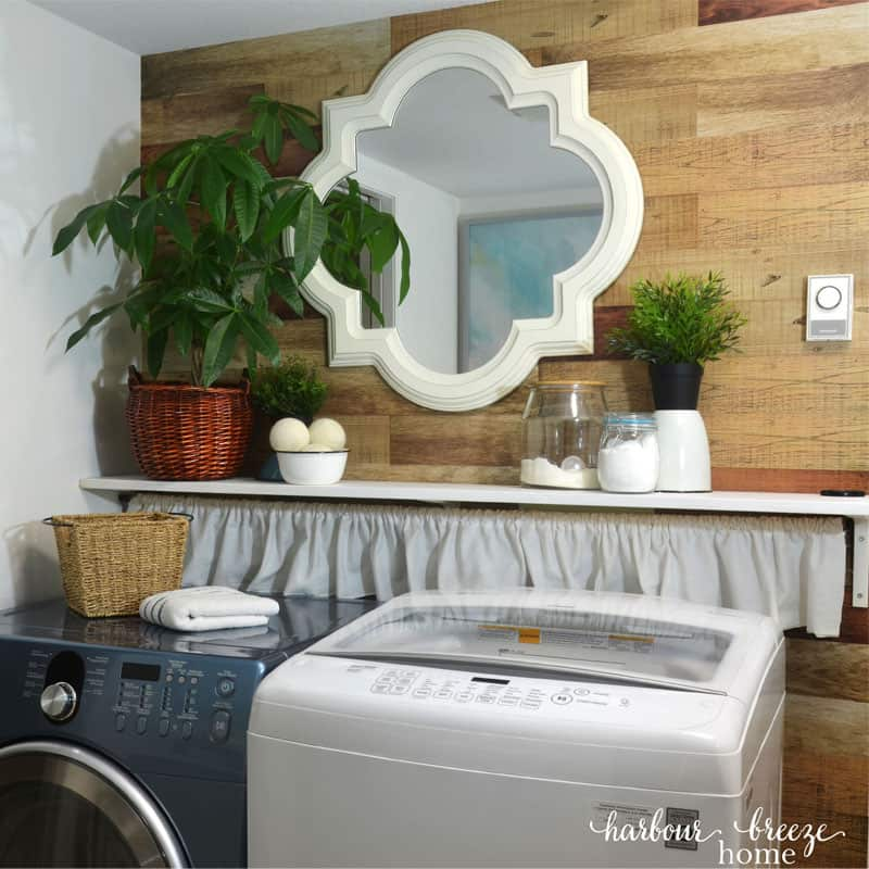 The 2 Day Laundry Room Transformation