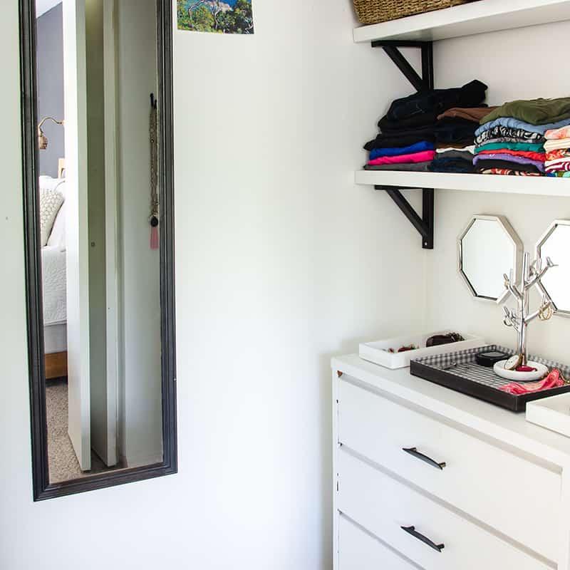 Ridiculously Simple Small Closet Organization Ideas – DIY Life Hacks