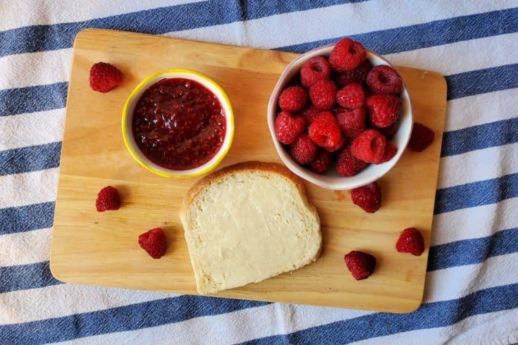 How to Bottle Raspberry Jam