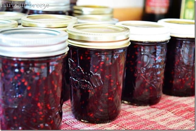 Old-Fashioned Blackberry Jam