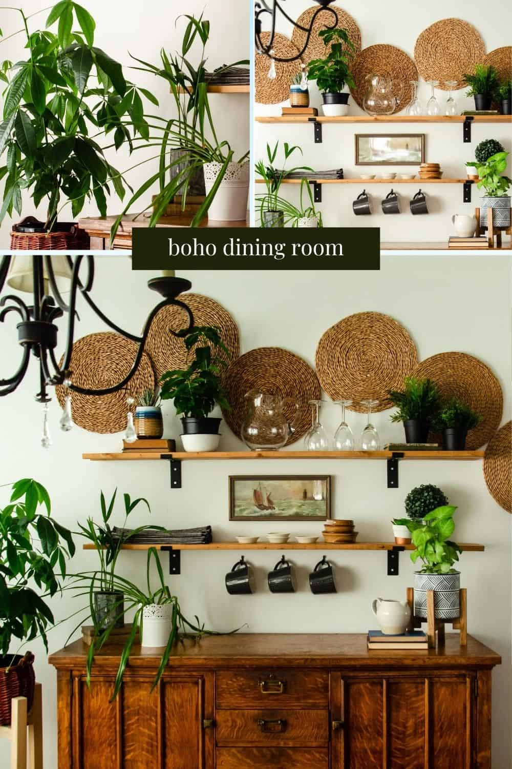 Boho Decor Ideas To Decorate Your Dining Room Harbour Breeze Home
