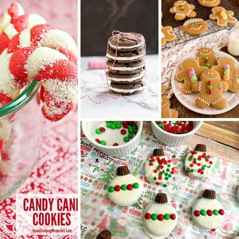 The Ultimate List of Christmas Cookies Recipes with Pictures
