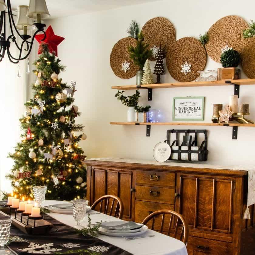 Simply Cozy Christmas Tree Decorating Ideas