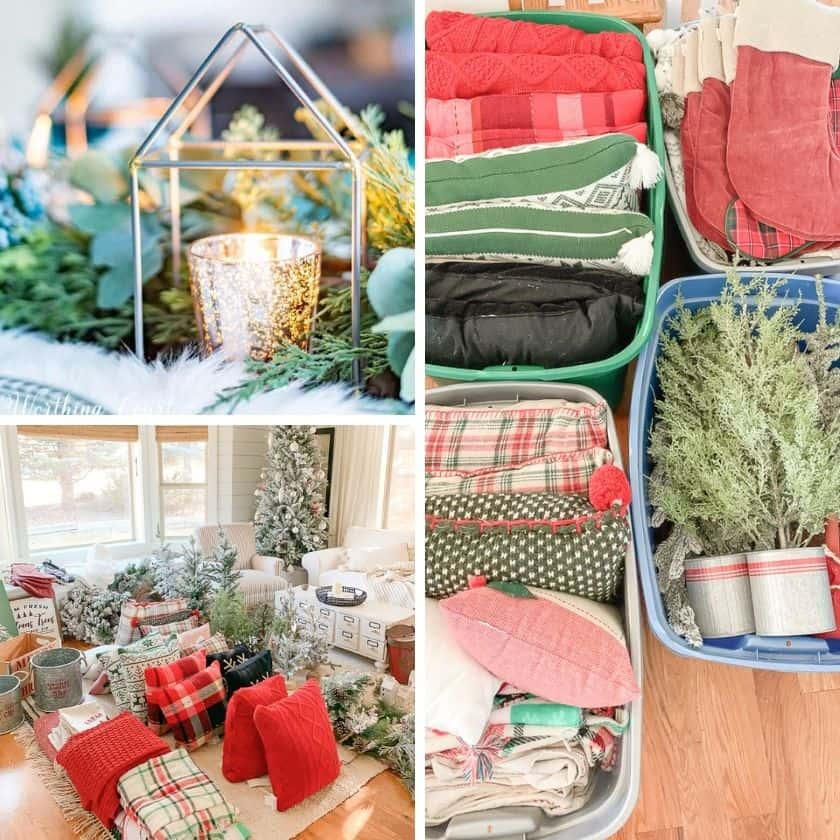 10+ Top Tips for Christmas Decoration Storage & Organization