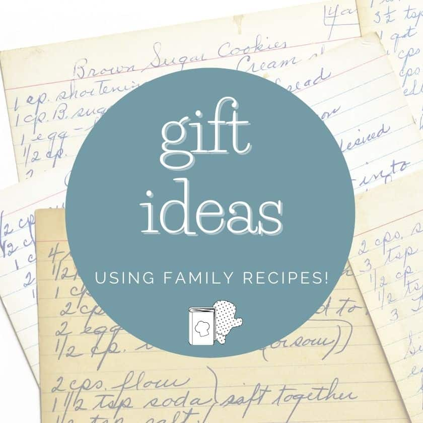 Creative & Sentimental Ways to Turn Recipe Cards into Gifts
