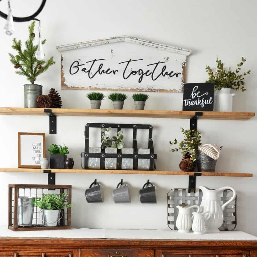 8 Easy DIY Wall Shelves You can Finish in a Few Hours