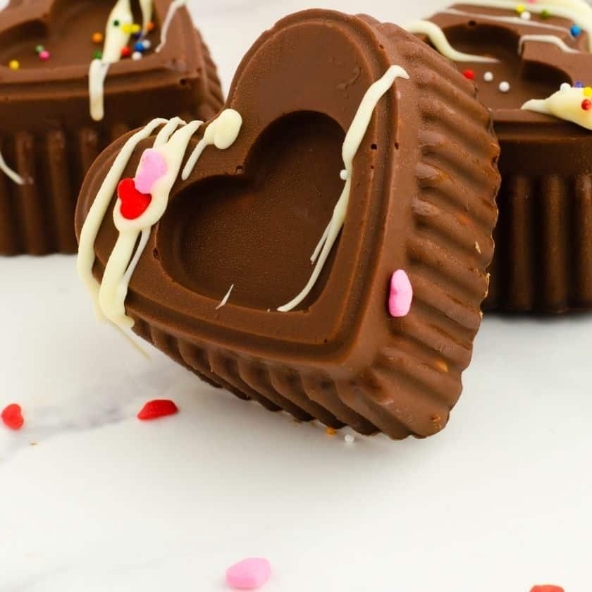 Valentines Hot Chocolate Bomb