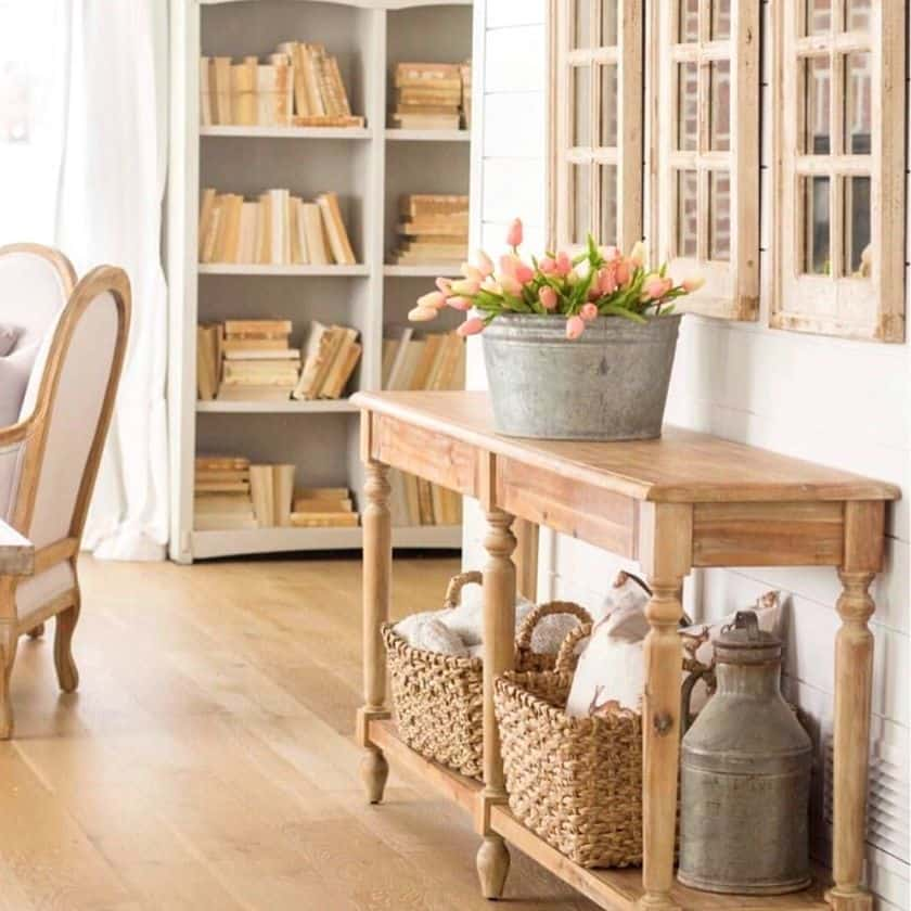 Fresh and Cheery Early Spring Decorating Ideas